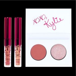 kylie cosmetics set
